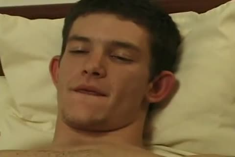 lustful twink jerks dick from tthis man back