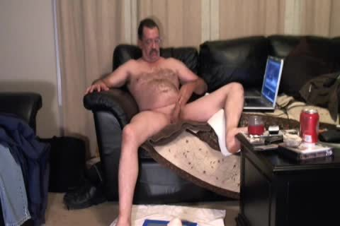 smutty homosexual boy dildoing his ass