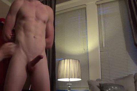 Alex (Fit 23-year old 10-Pounder) Returns For A Session.   Here In Part 1 he is Teased And Milked Like A Cumcow For His First Load.   Stay Tuned For Part two In Which he Cums 4 greater amount Times.   *** Remember To much loved If u Like The clip