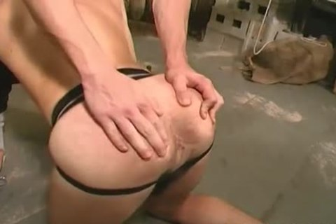 In Leather With passion - Scene 1 - All Male Studio