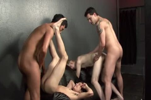 Pulling Out Is For Porn 2 Nut In My ass - Scene three - Factory clip