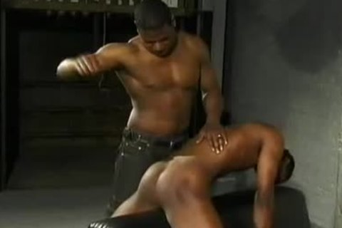 Let Me Spank That black gay butthole Of Yours