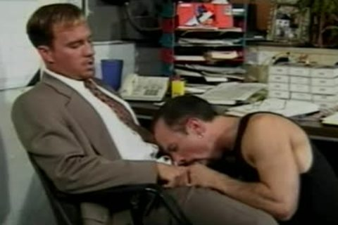homosexual Colleagues fucking In arsehole