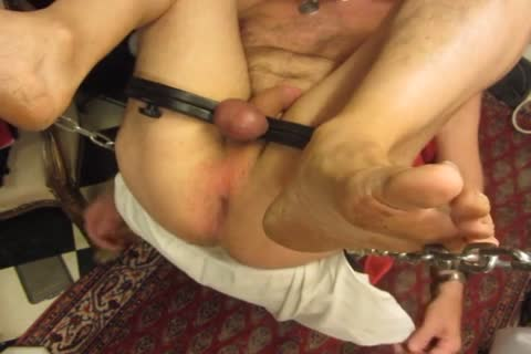 My chap And I Are Trying recent Ways Of Sex. First Some Ball Tugger And spanking On My Bals, Then Some fake penis plow, Fist, BB And afresh Some fake penis Play. Wow. We Enjoyed It A Lot. Sorry Were Are Loud But We Are Enjoying Making So Much Differe
