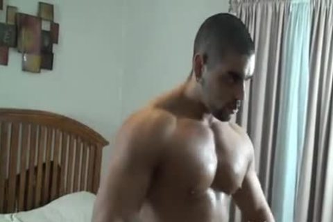 beefy Muscle Hunk fastened And Tickled - Angelo Antonio