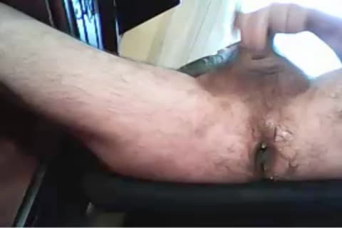grandpapa Play With sextoy And spooge