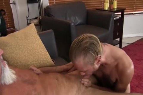 young guy acquires nailed In The arse By impure grand-dad