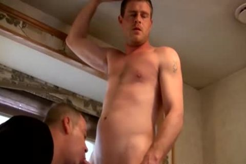 excited gay non-professional acquires His face hole Filled With A wet dong