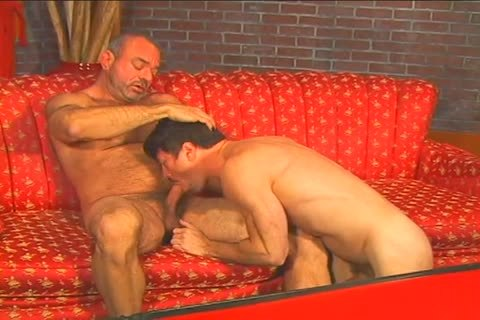 lusty homosexual man Muscle Mike bonks Patrick Ives