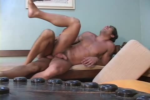 young Hombres three - Scene two