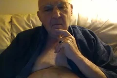 grandpapa jerk off On webcam