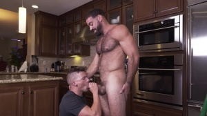Writer's Block - Ricky Larkin and Jake Porter butt Hook up
