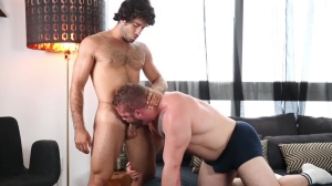 sperm To Your Senses - Diego Sans and Daxx Carter Athlete hammer