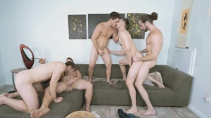 My hoe Of A Roommate - Colby Keller and Jacob Peterson slut Nail