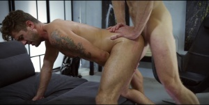 Mesmerized - Colby Keller and Wesley Woods butthole bang