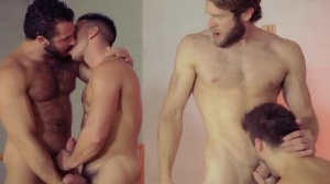 Howl - Jessy Ares with Colby Keller butthole Nail