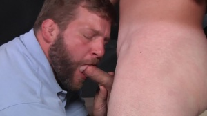 Top To Bottom : Jimmy Johnson - Colby Jansen and Jimmy Johnson butt Nail