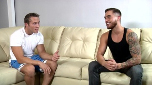Heads Or Tails - Bryce Star with Ryan Rockford anal Nail