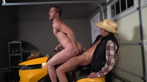 The Ranch Hand - Allen Lucas and Sean Maygers anal slam