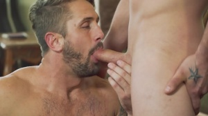 Robbing 10-Pounder - Darin Silvers & Wesley Woods butthole Nail