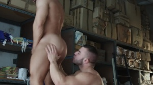 Heart's crave - Francois Sagat, Diego Reyes ass Hump