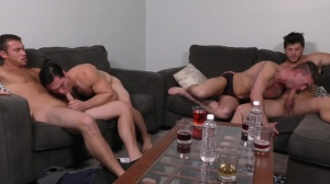 daddy group - Connor Maguire & Ashton McKay anal plow