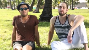 Partners - Diego Sans, Roman Cage anal Hook up