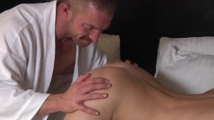 My new Stepdad Is A Pervert - Adam Herst with Travis Stevens ass Hook up