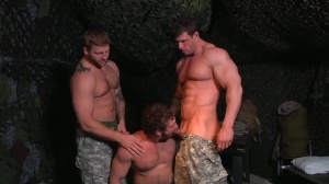 travel Of Duty - Zeb Atlas & Colby Jansen ass pound