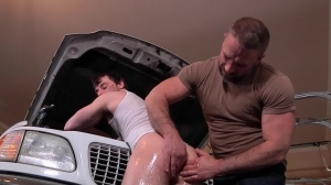 Stepfather's Secret - Daddy bang