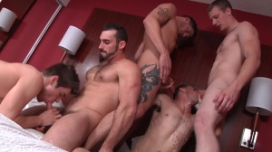 There's smth About Johnny - Ty Roderick with Johnny Rapid anal pound