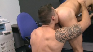 Foreign Exchange - Jay Roberts with Mike Colucci anal Nail
