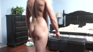 Top To Bottom three - Connor Maguire and Liam Magnuson anal nail