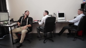 Fooling The Newbie - Jessy Ares & Donato Reyes butthole hammer