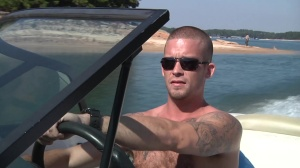 Boat Safety - Caleb Colton, Jack King ass Hook up