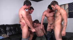 Brother Husbands - Duncan darksome & Donny Wright big wazoo Sex