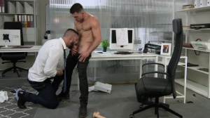 Defiance - Paddy O'Brian and Victor D'Angelo anal Love