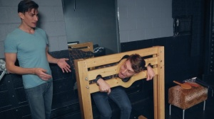 Step Daddy's Basement - - Tristan Jaxx and Paul Canon pooper Hump