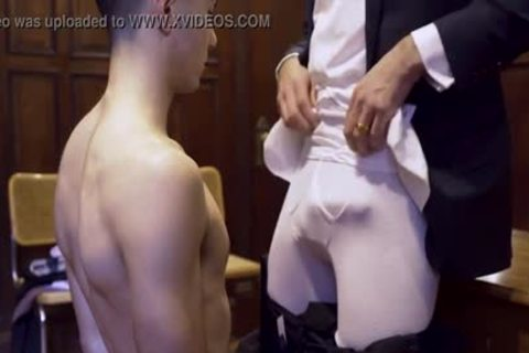 MormonBoyz - Ripped Missionary lad Permeates A Powerful Priests cute ass
