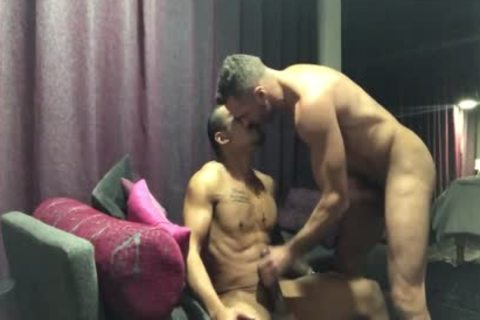 raw Hung Muscle slam With Manuel Skye & Faracero