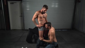 unfathomable fantasy - Shane Jackson and Jeff Powers American Scene