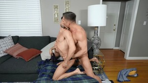 FuckBit: bare - Shane Jackson and Bruce Beckham American bone
