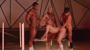 DrillMyHole.com: Ty Mitchell gets ass licked