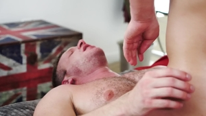 IconMale.com: Brian Bonds plus Brodie Ramirez reality rimjob