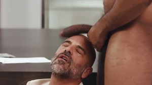 NoirMale: Hairy jock Ray Diesel wishes for nailing in HD