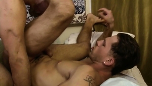IconMale: Roman Todd fucking in the ass