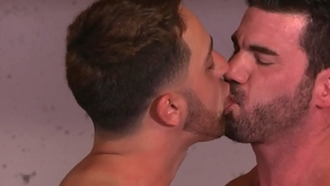 IconMale.com - Mature Andrew Fitch reality blowjob cum