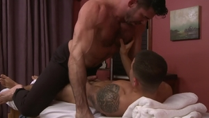 IconMale: Gay Vadim Black pounded by Billy Santoro
