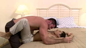 IconMale - Hairy latin DILF Armond Rizzo desires nailing HD