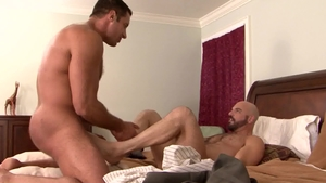 Icon Male: Nick Capra is really hairy mature